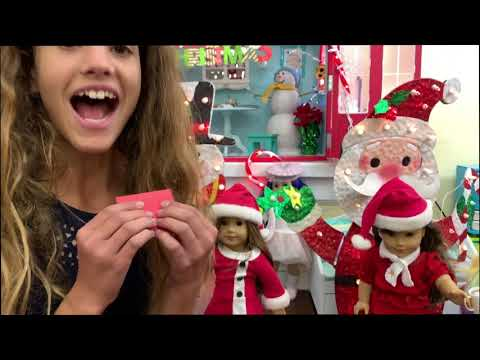 American Girl Doll 12 Days Of Christmas Surprises