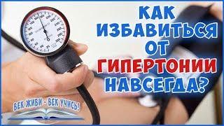 ГИПЕРТОНИЯ. Лечение легко навсегда! Высокое давление. Артериальная Гипертензия. Фролов Ю.А.