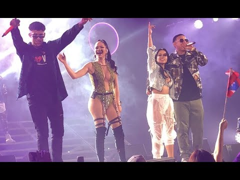 ¡Viva Latino! Chicago - Daddy Yankee | Dura (REMIX) Ft. Bad Bunny, Natti Natasha, And Becky G