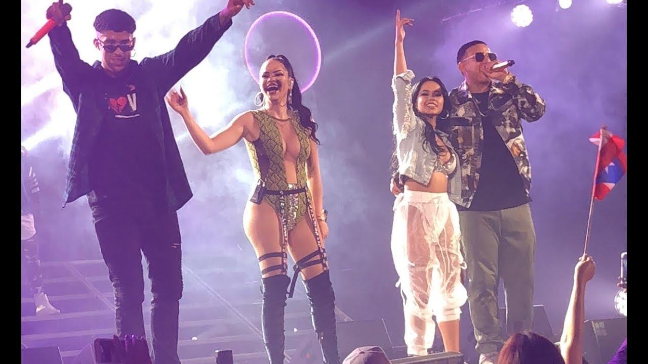 Download ¡Viva Latino! Chicago - Daddy Yankee | Dura (REMIX) ft. Bad Bunny, Natti Natasha, and Becky G
