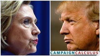 Trump Negative Poll Numbers Raising GOP Fear Factor