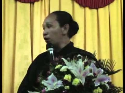Muốn thoát sanh Tử, Tinh cơn Mê, Giao Lưu & phát qùa bến tre, Video 4, Part 2/3