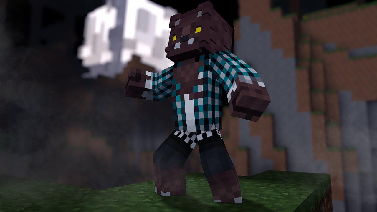Minecraft Mod Seja Um Lobisomem Howling Moon Mod