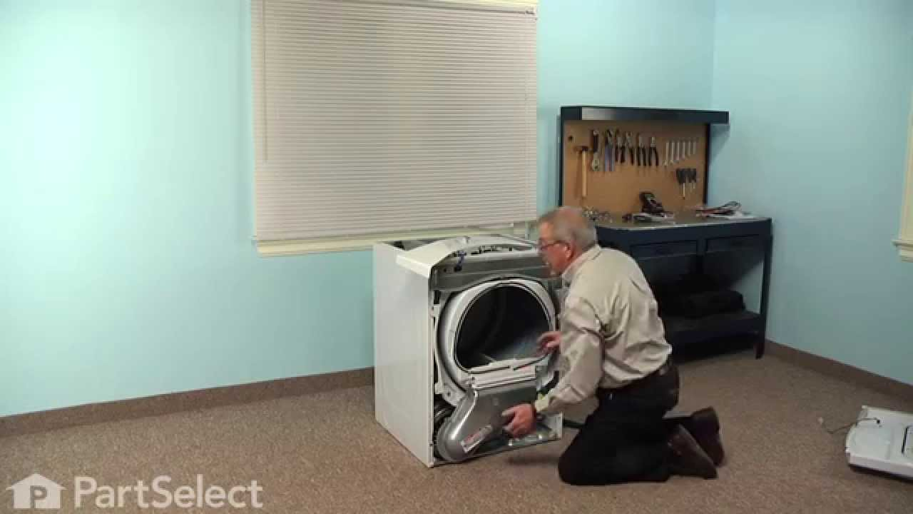 Dryer Repair  Replacing the High Limit Thermostat and