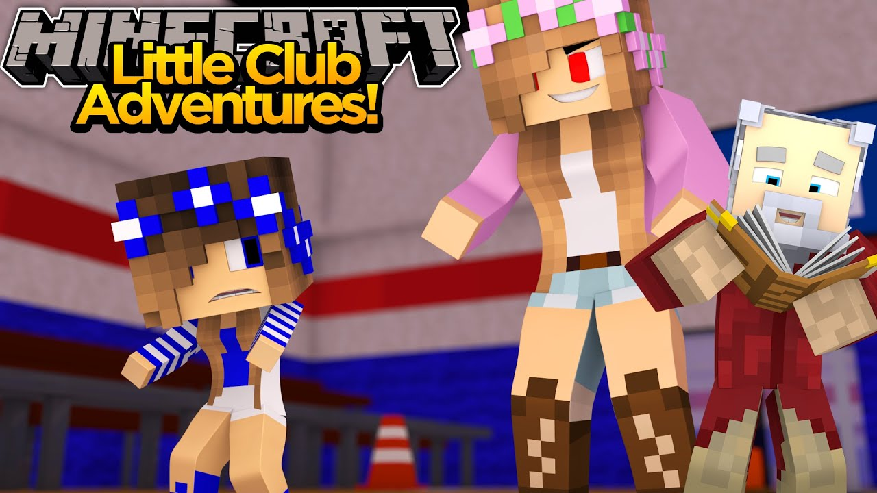Minecraft little club adventures little carly 39 s - The little club ...