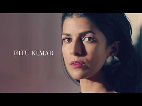 Nimrat Kaur presents Ritu Kumar Festive-Winter 17