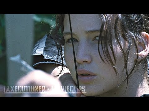 The Hunger Games  2012  Arena Fight Scenes [Edited]