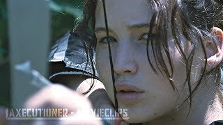 The Hunger Games |2012| Arena Fight Scenes [Edited]