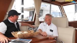 Grand Banks Yachts at the 2015 Great Lakes Boating Festival