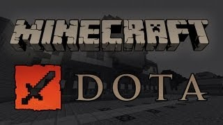 Minecraft DOTA Map / Plugin! (Mini Game)
