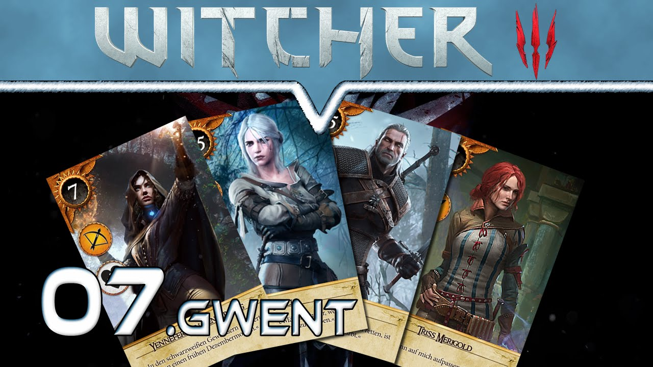 Witcher 3 Gwint Gegner