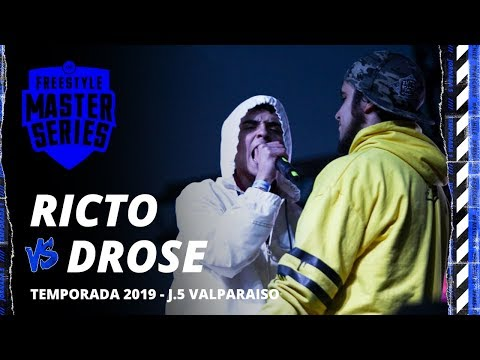 RICTO VS DROSE FMS CHILE Jornada 5 OFICIAL - Temporada 1