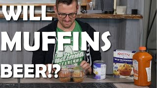 "Will Muffins Beer? ""Chopped"" Brewing Challenge #6 