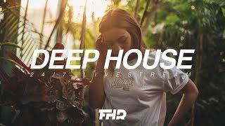 Deep House Radio   24/7 Livestream