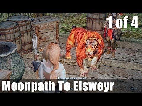 Skyrim Quest Mod: Moonpath to Elsweyr (1/4) - Самые лучшие видео