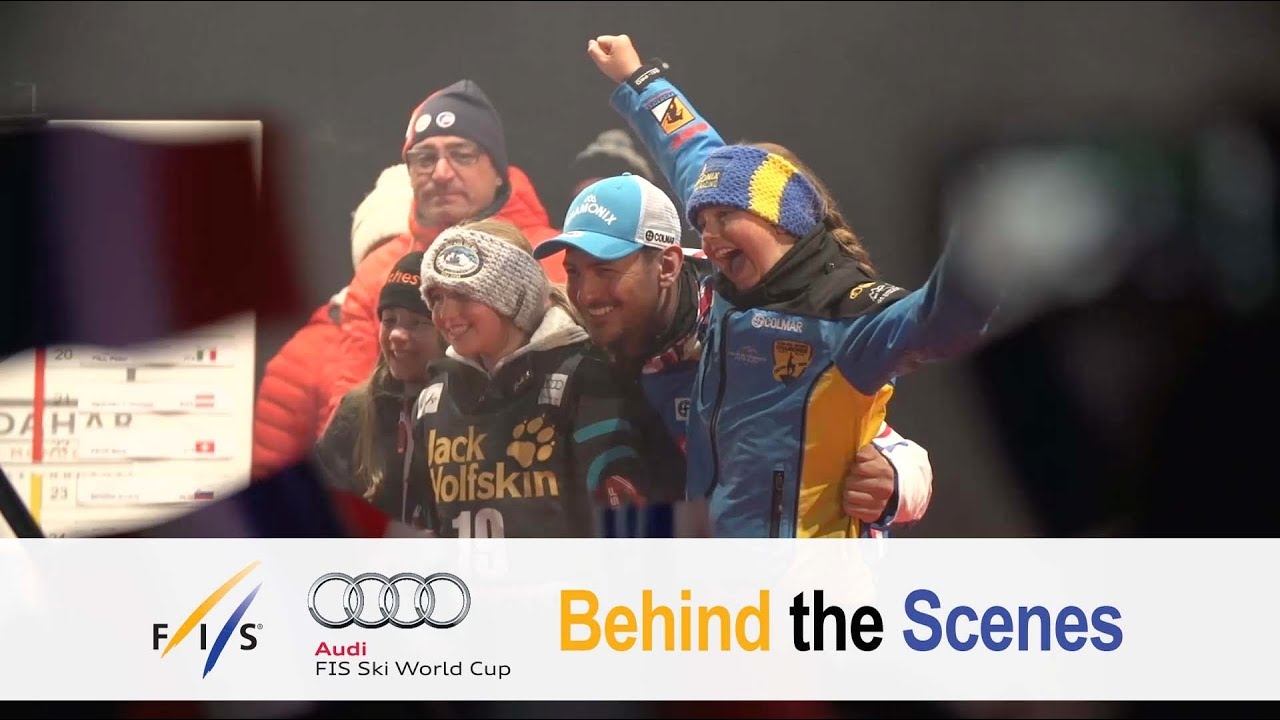 What is special about racing at home - fis alpine