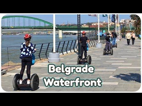 Belgrade Waterfront - Beograd na vodi (april 2018)