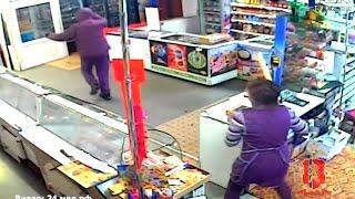 В Лесосибирске женщина прогнала вооруженного грабителя