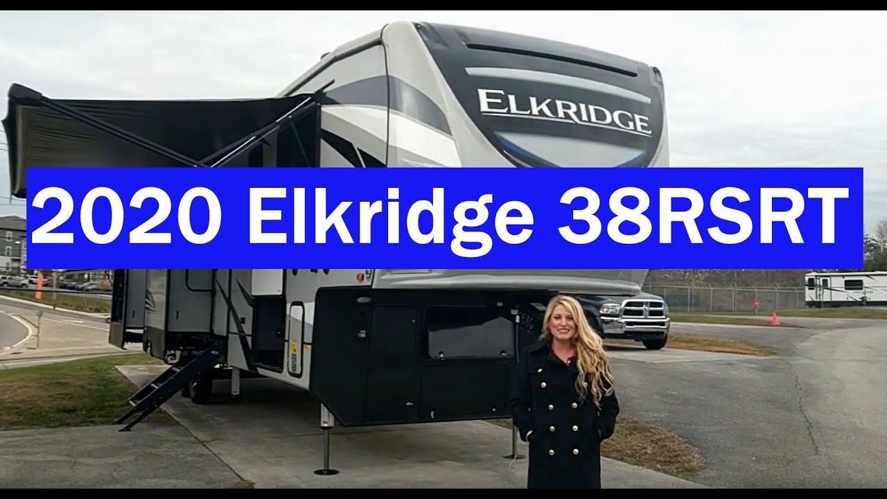 2020 Heartland Elkridge 38RSRT Fifth Wheel - Buddy Gregg ...