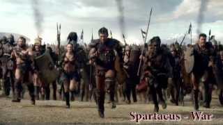 Spartacus Война проклятых