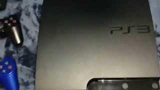 Sistema PS3 Slim + 29 Juegos + 2 Controles
