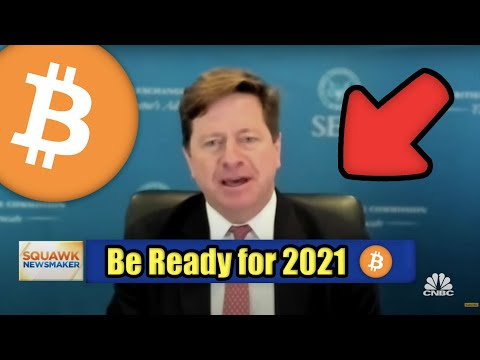 The US SEC Chairman Warns of Upcoming Cryptocurrency Regulation in 2021 | Bitcoin & Ethereum News