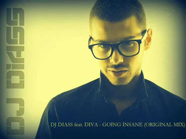 DJ DIASS feat. DIVA - GOING INSANE (ORIGINAL MIX)