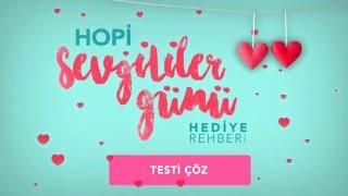 AşıkHopili Sevgiliye en güzel sürpriz, Hopi Sevgililer Günü Hediye Rehberi'nde ♥