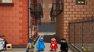Gang Beasts - SharePlay + Local Multiplayer