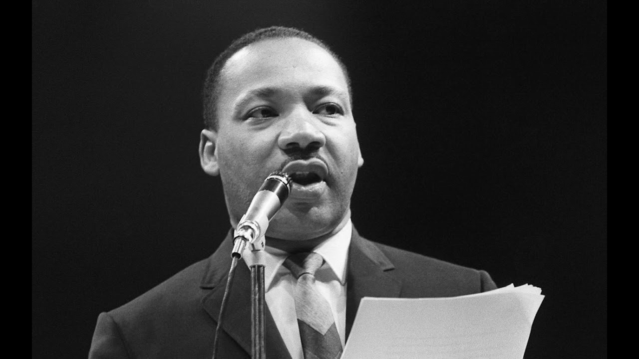 Your Martin Luther King, Jr. Day podcast playlist