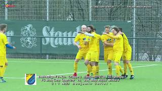BZ Liga Nrh Gr3 Saison 2017 18 SP22 FC Blau Gelb Überruhr vs  DJK Blau Weiss Mintard 4 3 2018