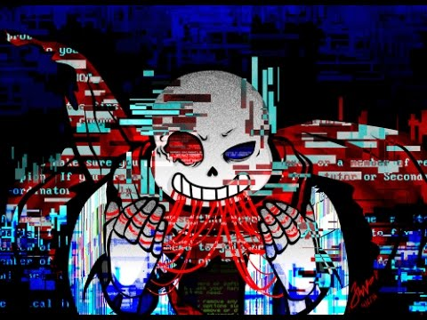 ประวัติ fatal error sans มันคือgenoในเเบบerrorนั้นเอง#58 byFEZAGAMER
