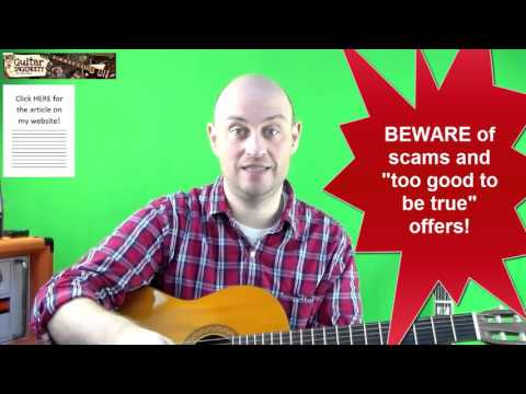 The Best Way To Learn Guitar - Best Guitar Learning Methods Evaluated