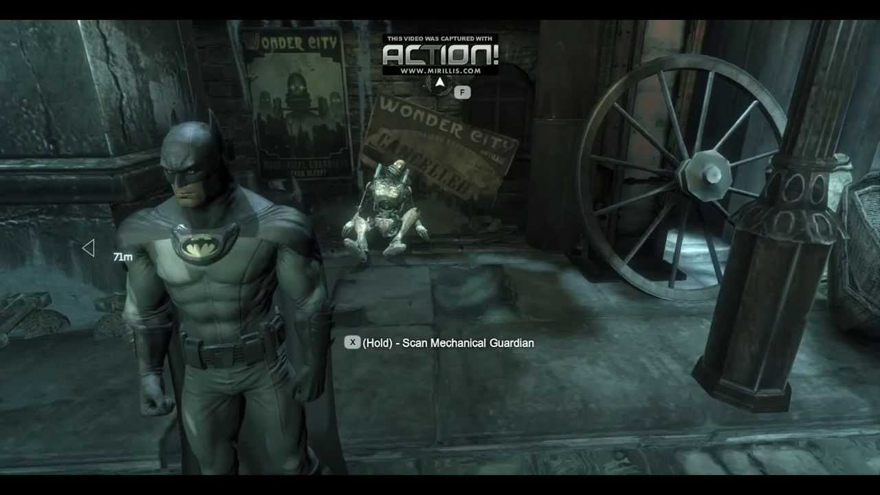 Batman Earth One Riddler