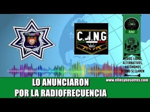 Intervienen la frecuencia de la Policía Municipal de Tijuana