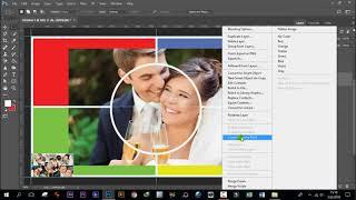 Photoshopta Fotoğraf şablonu Oluşturma, How To Make A Photo Collage In Photoshop