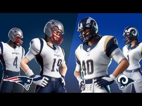 Download How To Get A Free Football Toy In Fortnite!  NFL Outfits Are Coming Back - Two Super Bowl Styles!