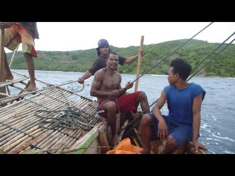 Migrations 21: A Ride on a Louisiades Outrigger Sailing Canoe (Papua New Guinea)