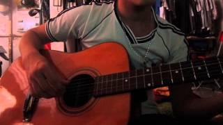 Chị Tôi Guitar solo by Paul Thành.
