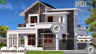 Indian House Design By 99HOMEPLANS COM [ Esp: M018 ]