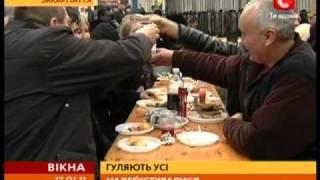 В Мукачево состоялся фестиваль виноделия