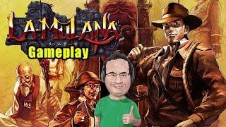 La-Mulana - Gameplay - Exploração sem ser Metroidvania