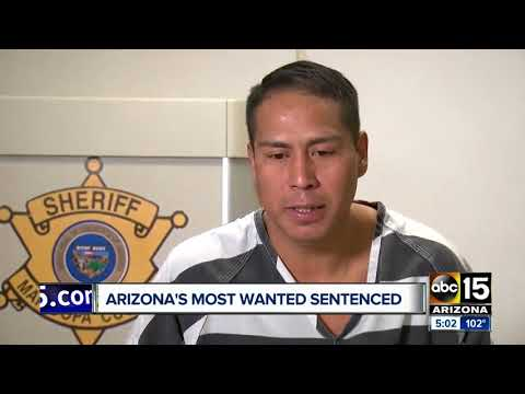 Man who escaped Phoenix courthouse sentenced