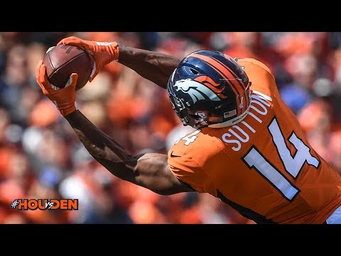 Courtland Sutton on his new role: 'I don't flinch from situations like this'