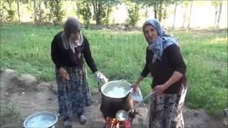 Iğdır Patlıcan Reçeli  Yapımı