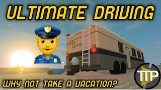 Roblox UD Westover|| Being a cop sucks.