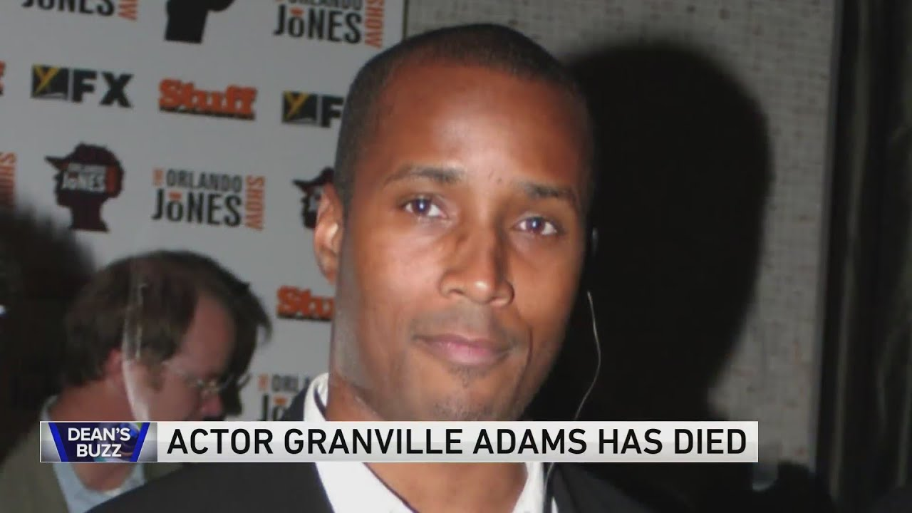 'Oz' star Granville Adams dead at 58 after battle with cancer