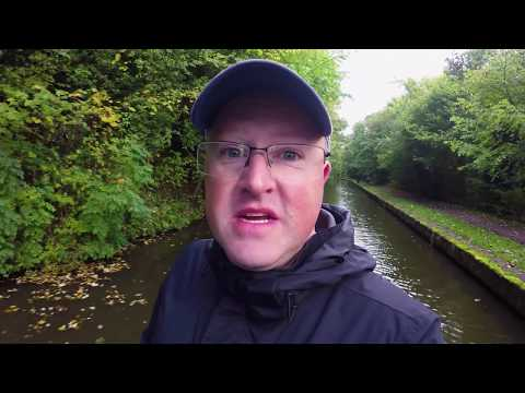 Coventry Canal by Narrowboat, Wifi Issues and I got totally wet! - 25