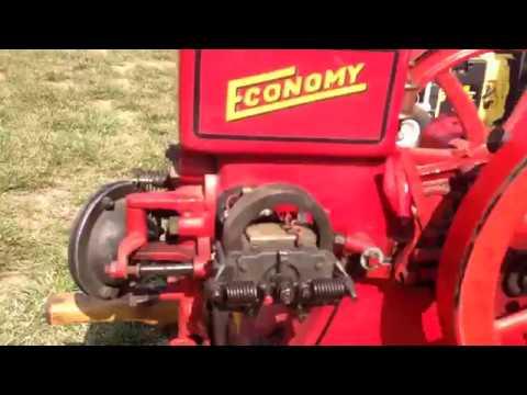 Hit and miss economy engine