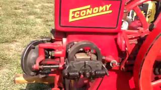Hit and miss economy engine